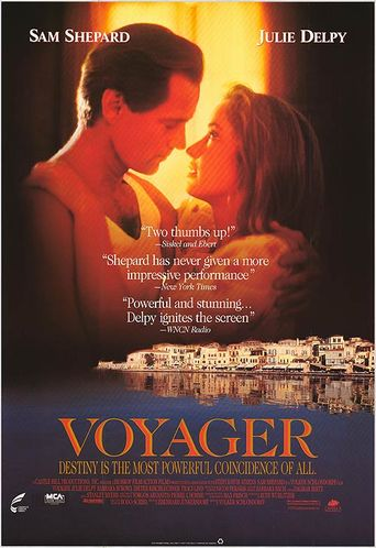 Voyager Poster