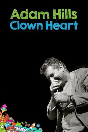 Adam Hills: Clown Heart Live Poster