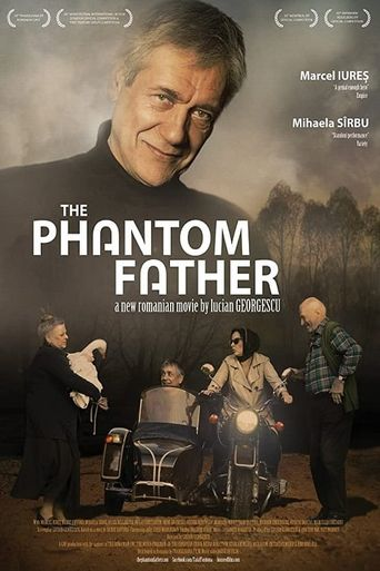 The Phantom Father Poster