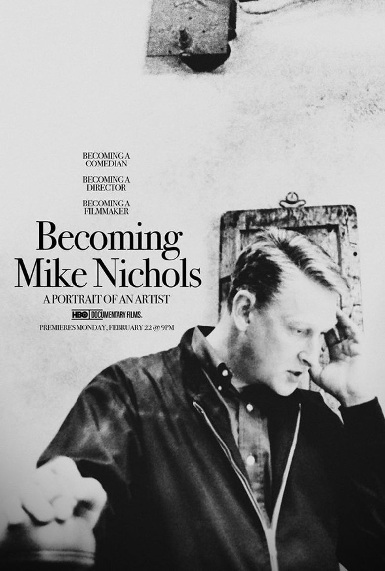 Becoming Mike Nichols Poster