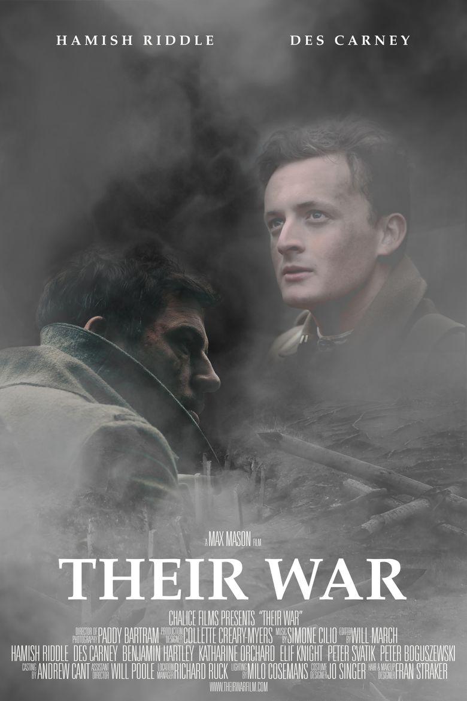 Their War Poster