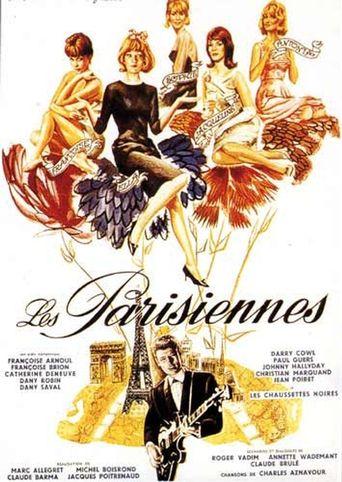 Les parisiennes Poster