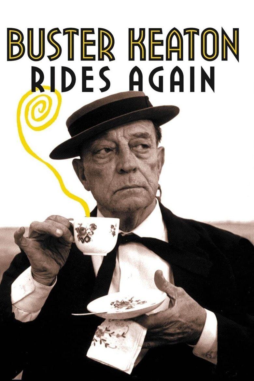 Buster Keaton Rides Again Poster