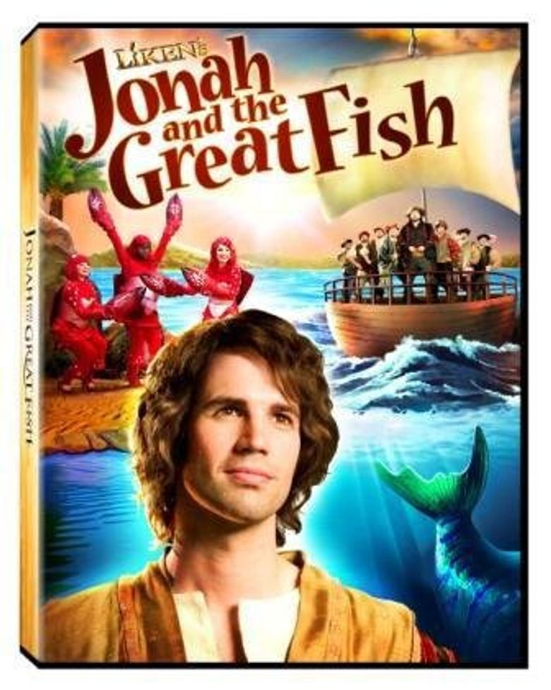 Jonah and the Great Fish Poster