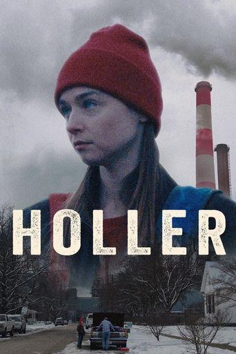 Holler Poster