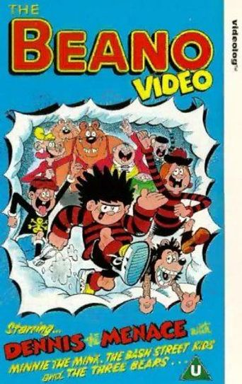 The Beano Video Poster