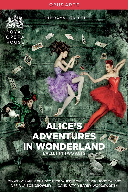 Alice's Adventures in Wonderland (Royal Opera House) Poster