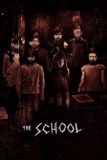 The School Poster