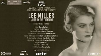 Lee Miller - A Life on the Front Line Poster