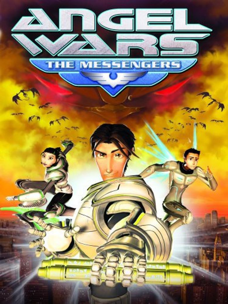 Angel Wars: Guardian Force - Episode 4: The Messengers Poster