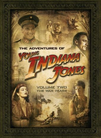 The Adventures of Young Indiana Jones: Espionage Escapades Poster