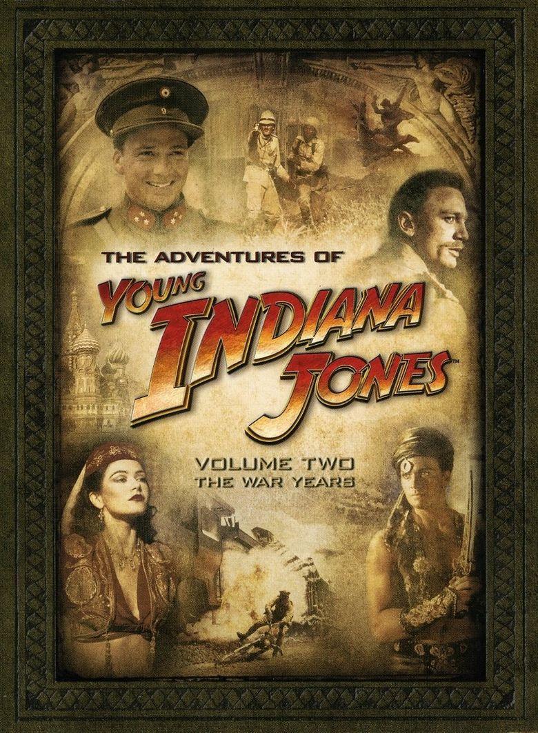 The Adventures of Young Indiana Jones: Espionage Escapades Poster