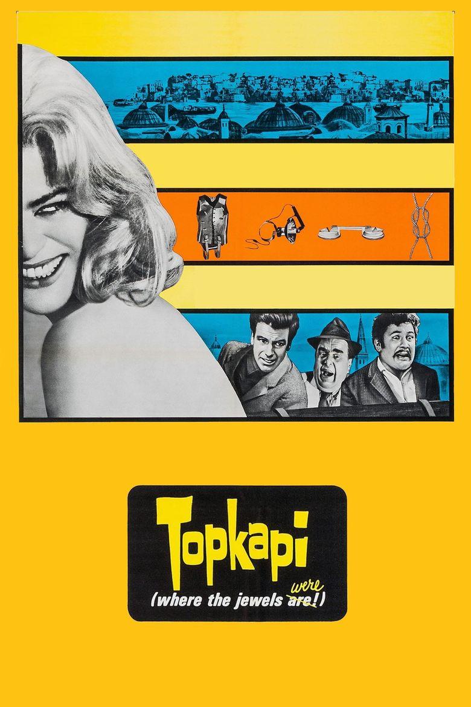 Topkapi Poster