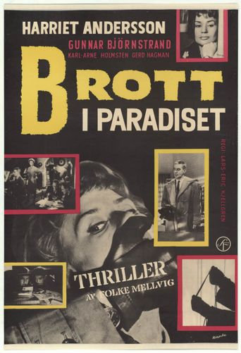 Crime in Paradise Poster