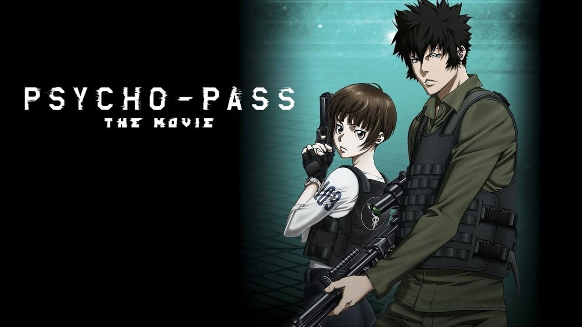 Psycho Pass The Movie 2015 Where To Watch It Streaming Online Reelgood