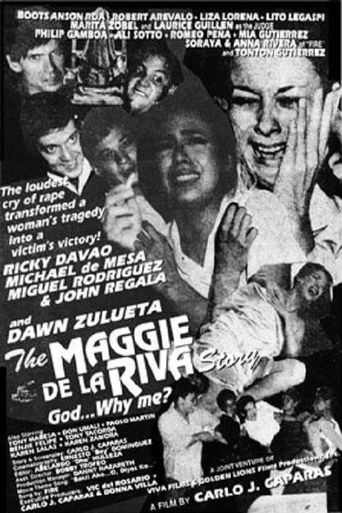 The Maggie dela Riva Story (God... Why Me?) Poster