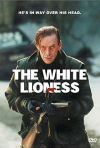 The White Lioness Poster