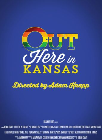 Out Here in Kansas Poster