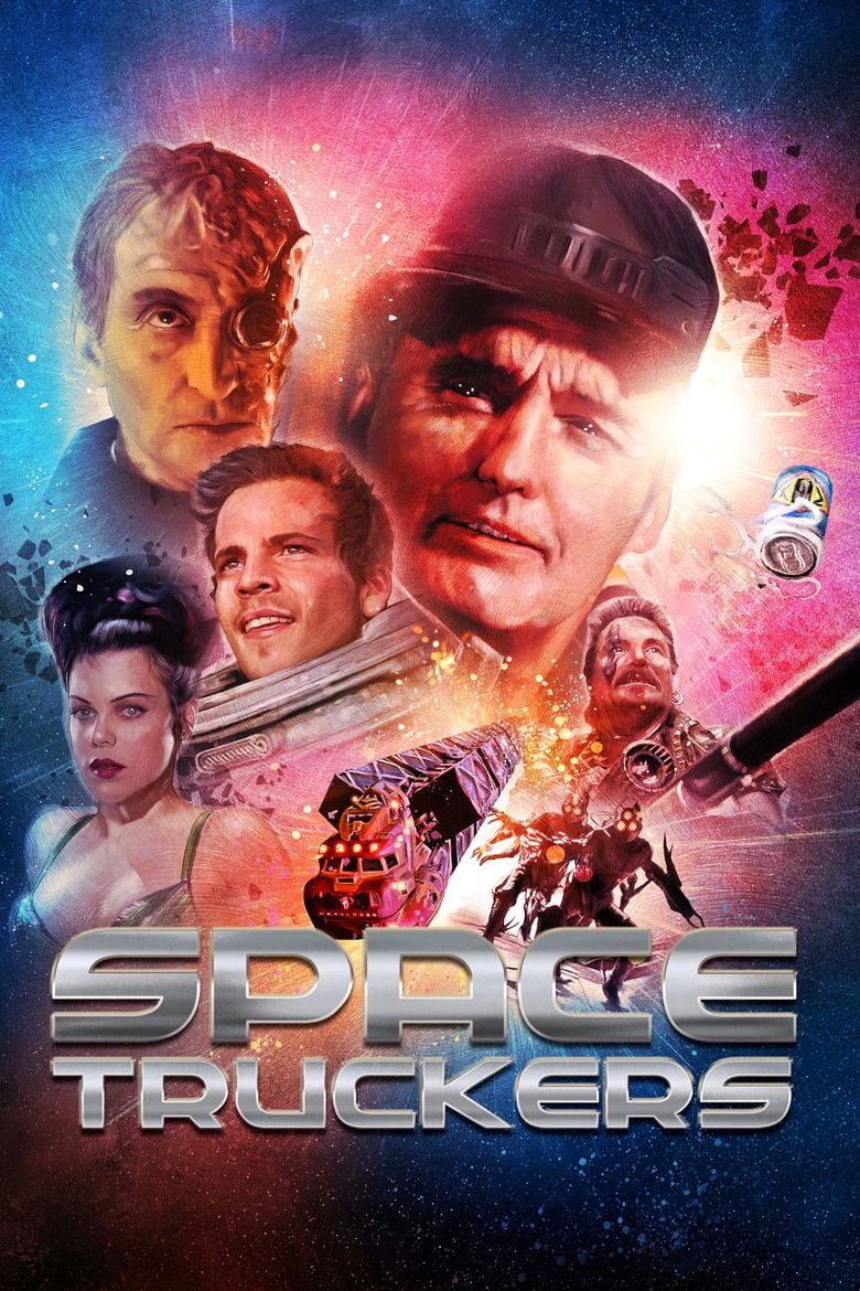 Space Truckers Poster