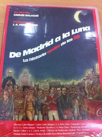 De Madrid a la Luna Poster
