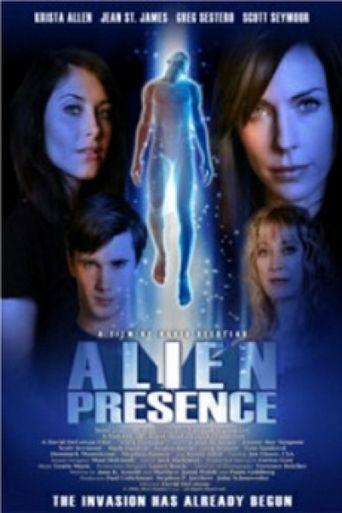 Alien Presence Poster