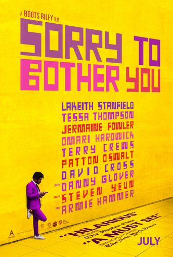 Watch Sorry to Bother You