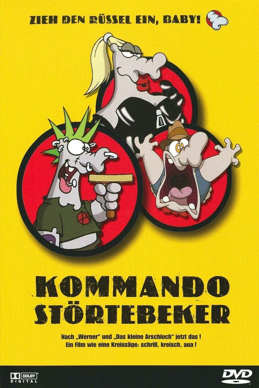 Kommando Störtebeker Poster