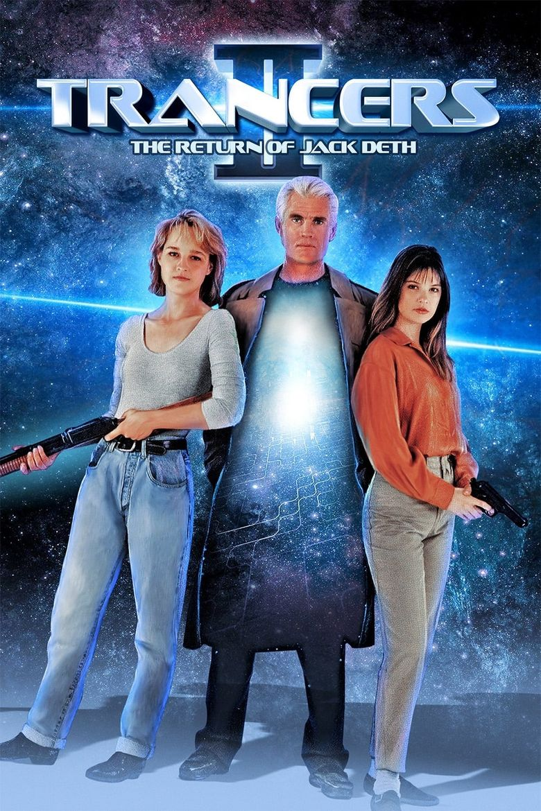 Trancers II: The Return of Jack Deth Poster