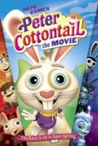Here Comes Peter Cottontail: The Movie Poster