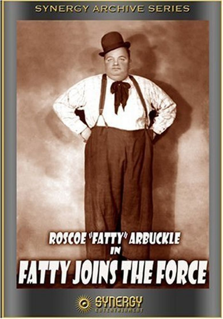 Fatty Joins the Force Poster