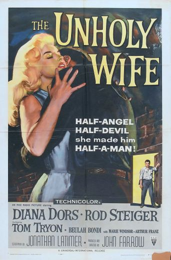 The Unholy Wife Poster