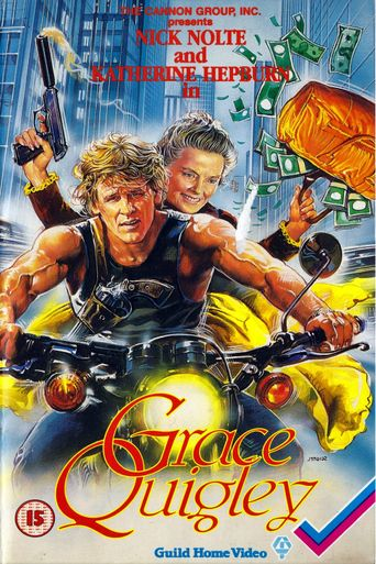 Grace Quigley Poster