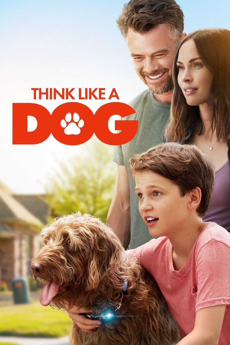 Think Like a Dog Poster