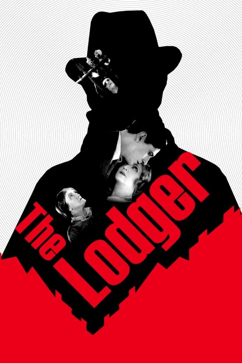 The Lodger: A Story of the London Fog Poster