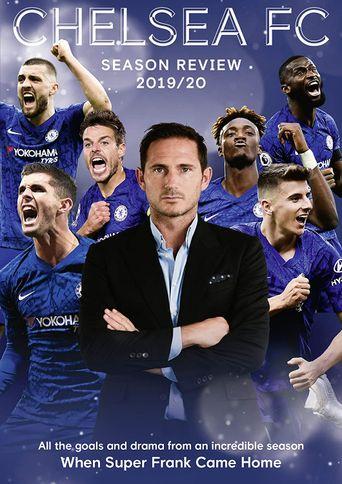 Chelsea FC Season Review 2019/20 Poster