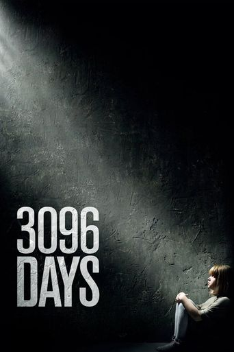 3096 Days Poster