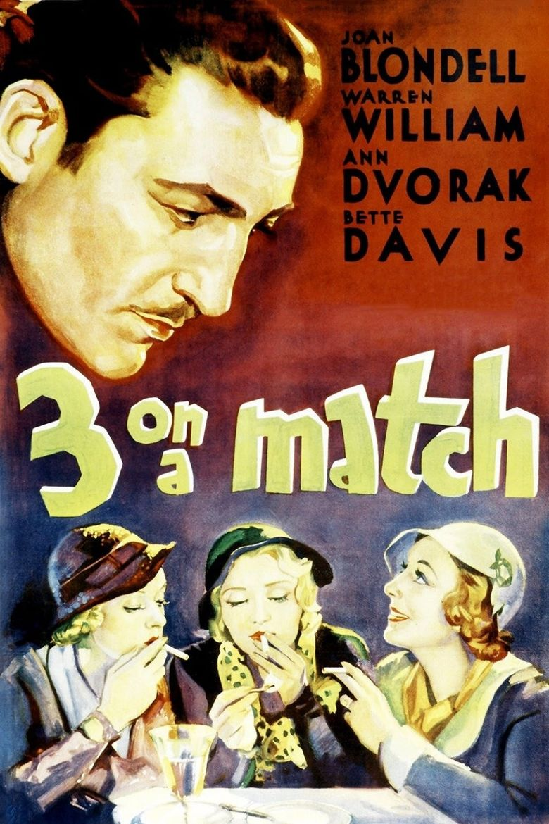Three on a match 1932 watch online