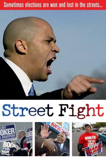 Street Fight Poster