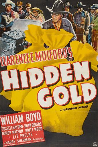 Hidden Gold Poster