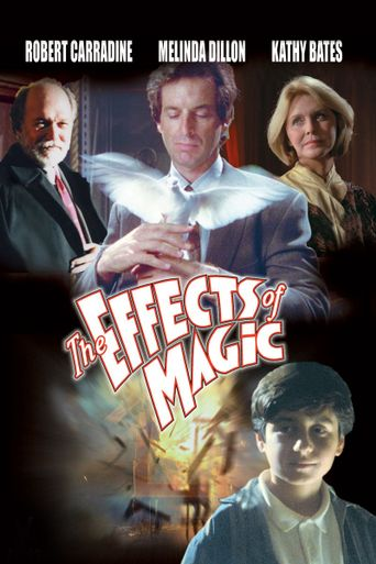 The Effects of Magic Poster