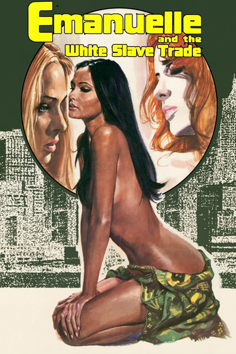 Emmanuelle And The White Slave Trade Poster