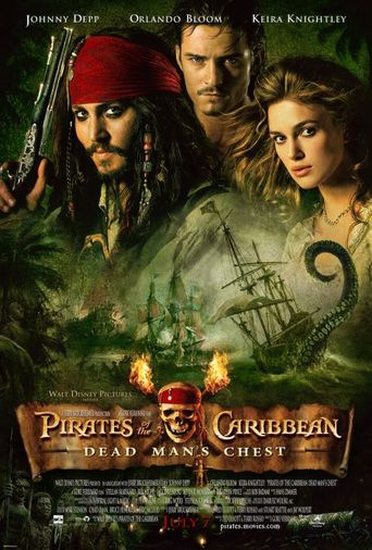 Watch Pirates of the Caribbean: Dead Man's Chest