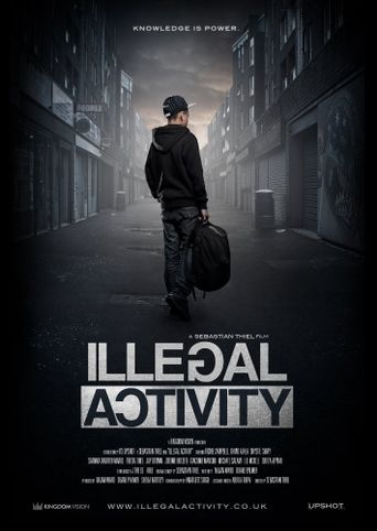 Illegal Activity Poster