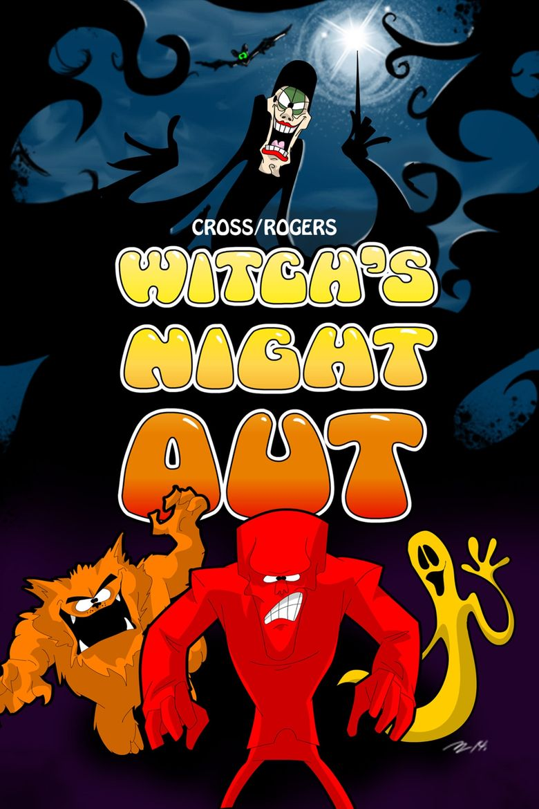 Witch's Night Out Poster