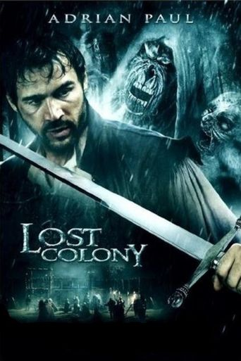 Lost Colony: The Legend of Roanoke Poster