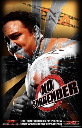 TNA No Surrender 2008 Poster