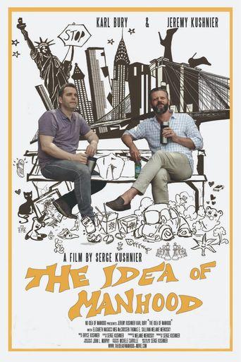The Idea of Manhood Poster