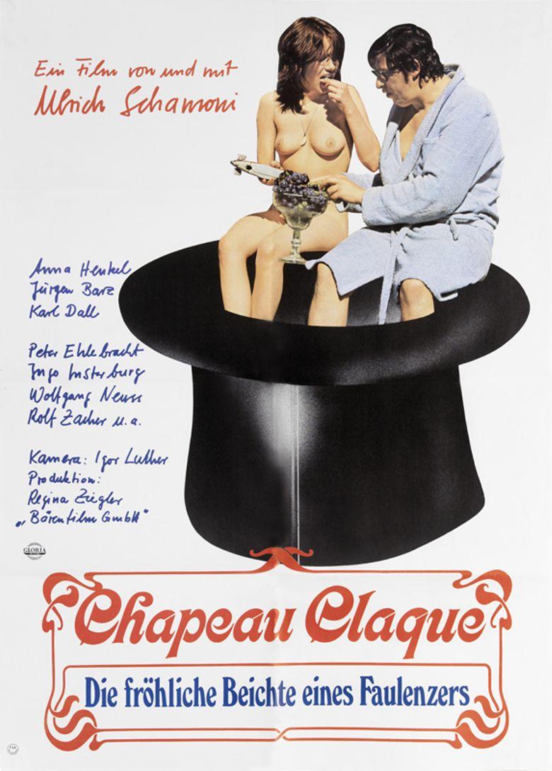 Chapeau Claque Poster