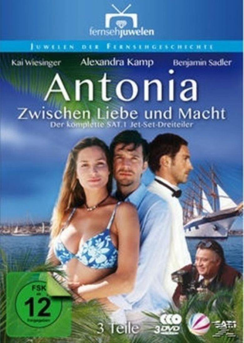 Antonia - Zwischen Liebe und Macht Poster