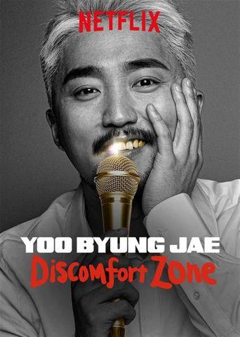 Yoo Byung Jae: Discomfort Zone Poster